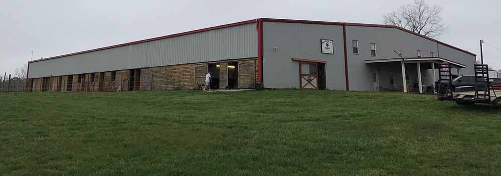 Commercial Gutters In Greenville Sc By Jc Industrial