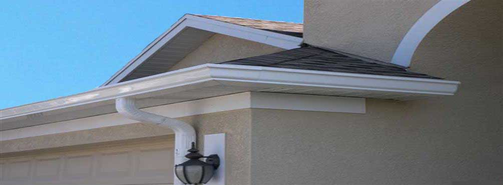 J Amp C Seamless Gutters And Services Gutters Leaf Guard